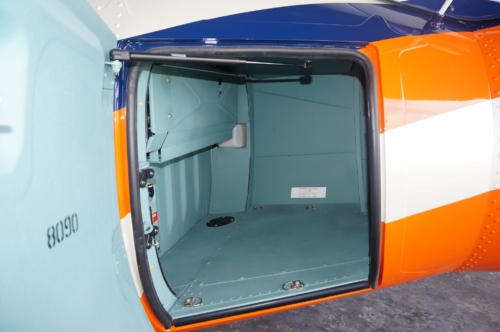 EC130 (luggage compartment)