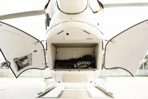 EC135 (luggage compartment)