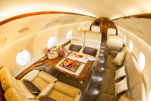 Private jet thailand